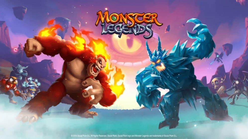 ¿Qué es Monster Legends?