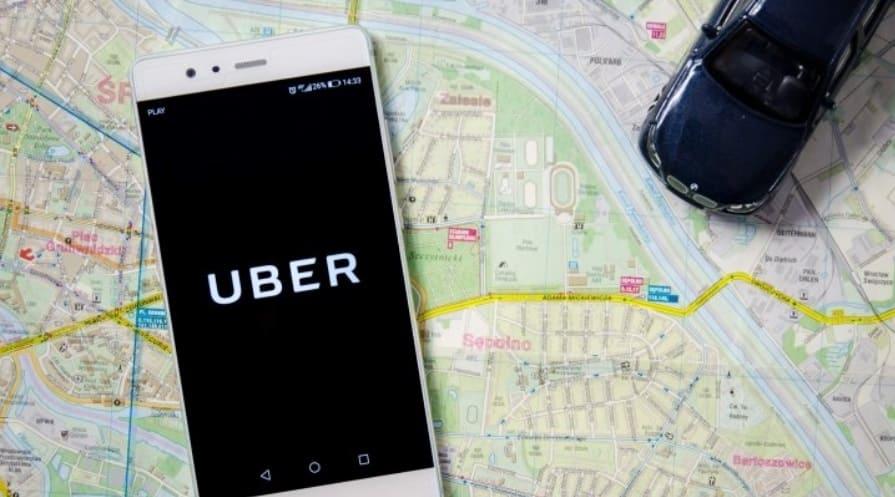 Cómo usar las Recompensas y Referencias de Uber