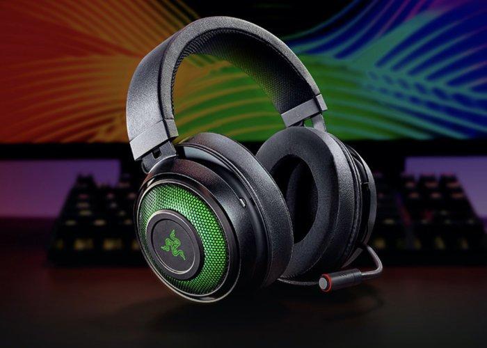 Auriculares para juegos Razer Kraken Ultimate con THX Spatial Audio