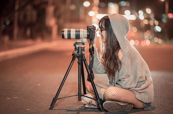 mejores cámaras de pantalla táctil
