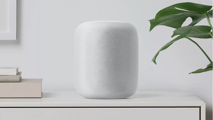 apple homepod musica