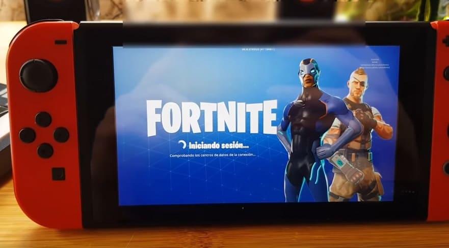 cómo jugar a Fortnite en Nintendo Switch