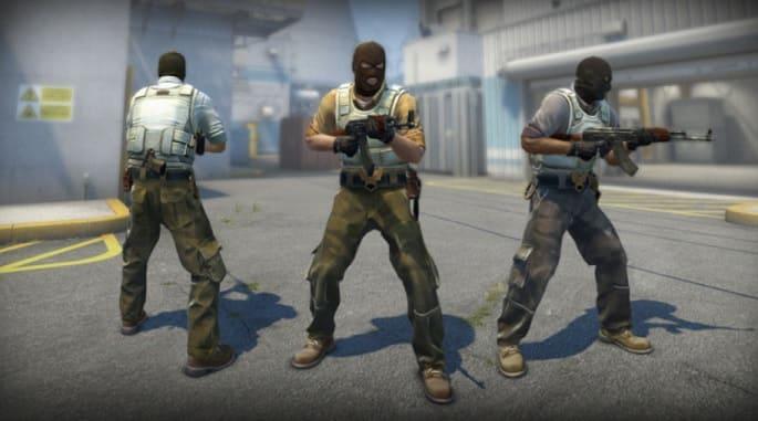 rangos en counter strike