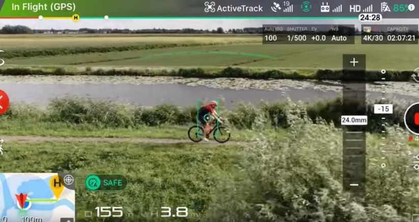 datos active track 2.0