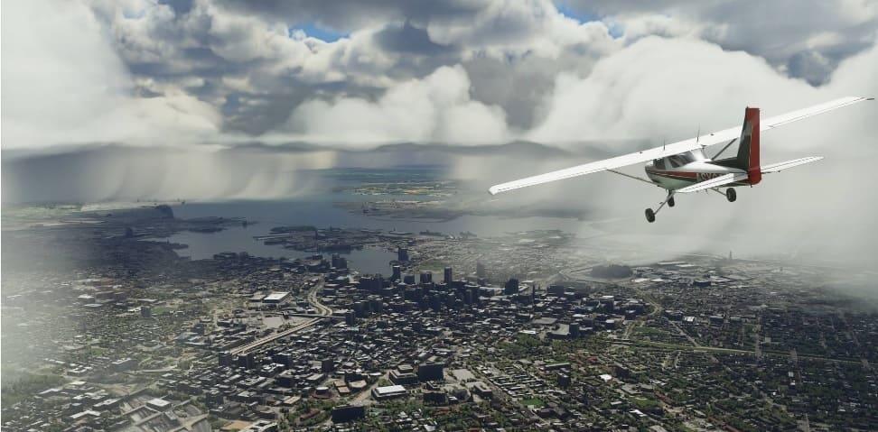 Microsoft Flight Simulator: Soporte para Steam y VR, los detalles