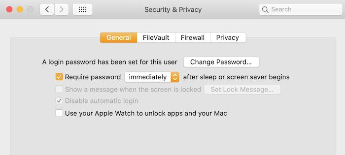 Consejos principales Apple Watch Desbloquear su Mac
