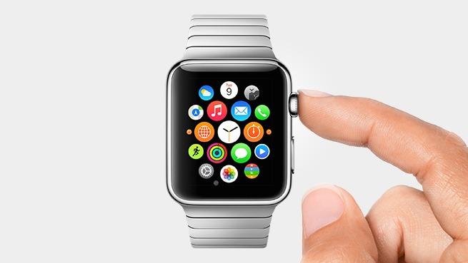 Consejos principales Apple Watch Digital Crown