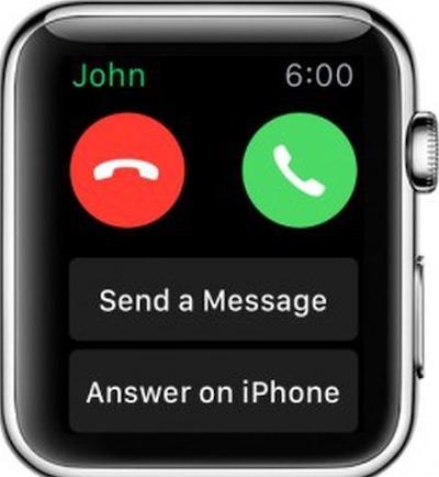 Consejos principales Apple Watch Responder a su Iphone