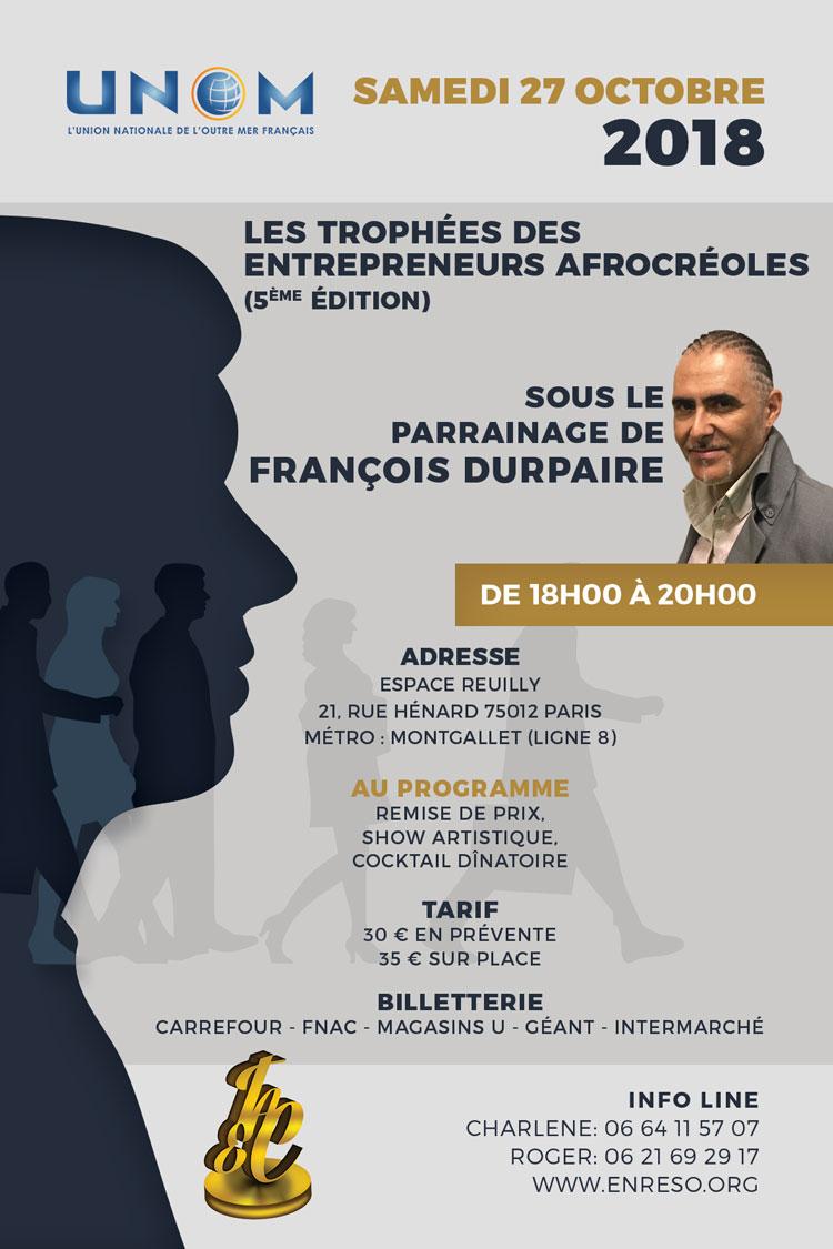 trophees afrocreoles 2018