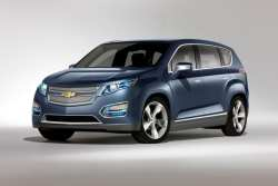 Chevy Volt May Be Casualty Of SUV Craze