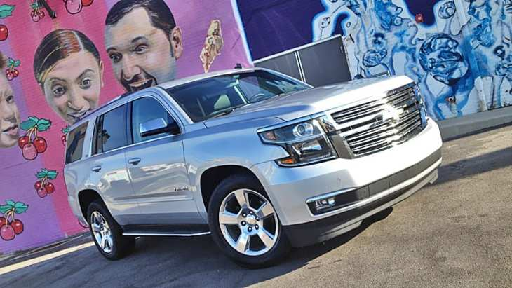 2014 Chevy Tahoe - the 1000 Mile, 25 MPG Test Drive