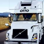 Otta self driving truck for platooning