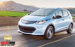 California EV Sales Up 91% In First Quarter Of 2017