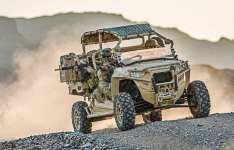 Polaris MRZR-D4 Diesel Gets The Call From US Marine Corps