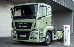 MAN To Test Electric Semi Truck Later This Year