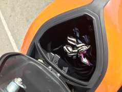 The glove box that can also serve as a Power Tank.