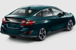 Honda Clarity PHEV And EV Debut At New York Auto Show