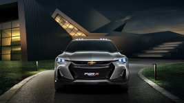 Chevrolet FNR-X PHEV SUV Concept Steals The Show In Shanghai