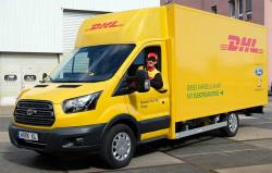 Deutsche Post Teams With Ford To Build Medium Duty Electric Truck
