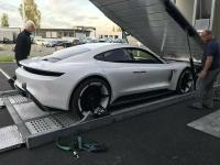 Porsche Mission E Breaks Cover In Norway -- Gas2 Exclusive