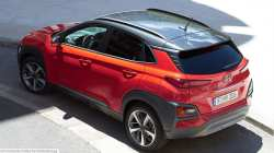 Hyundai Kona Electric SUV Will Offer Two Batteries, Up To 210 Mile Range