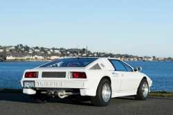 Big V8 Breathes New Life into Classic Lotus Esprit
