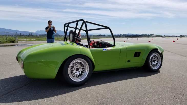 Big Electric Motors Breathe New Life into Classic Shelby Cobra