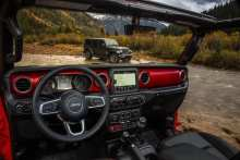 Jeep Wrangler PHEV Coming In 2020
