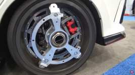 Orbis Ring Drive Brings Hybrid Power to 2WD Cars