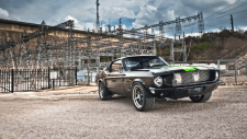 This 800HP Electric Mustang is Quicker and Quieter