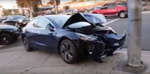 Elon Musk Admits: Tesla Model 3 Has a Brake Problem