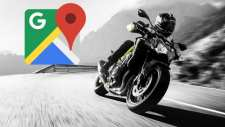 Google Maps Adds Motorcycle Option
