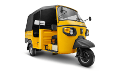 Piaggio Launches Alt-fuel Ape for India