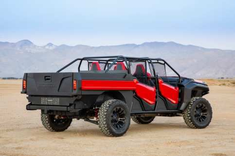 05 Honda Rugged Open Air Vehicle Concept