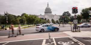 Ford's Self-Driving Business Development is Headed to Washington