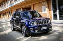 2020 Jeep Renegade Hybrid Nearly Ready