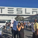TSLA accused of violating labor rights
