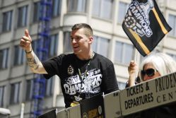 Meet Andrew Ference: the NHL's Mr. Green