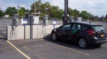 Are Electric Car Charging Stations Free?