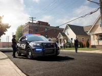 Hybrid Police Cars in Hot Pursuit of Fuel Savings