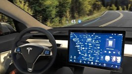 3 Ways to Easily Add a Heads Up Display to Your Tesla
