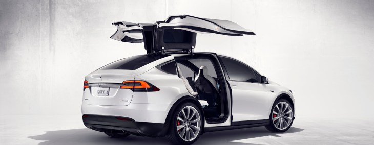 How to Reboot Your Tesla Model X
