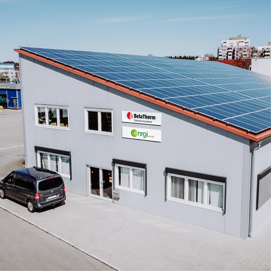 enrgi GmbH – Firmengebäude