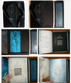 The creation artist's book by KiraAmiel