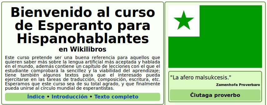 Cursos de esperanto - Enric Baltasar - photo#4