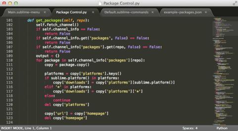 text-editor-sublime-python