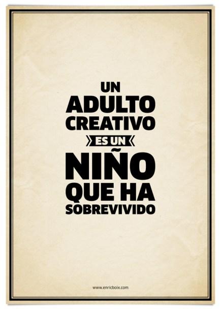 Un Adulto Creativo
