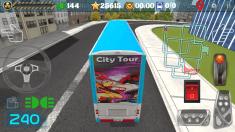 city bus driver 240km/h