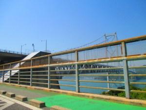 しまなみ海道 向島と因島を結ぶ橋