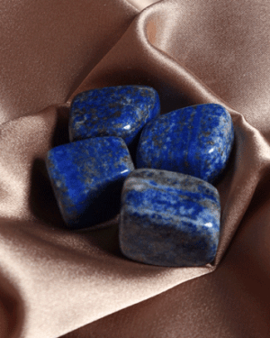 Lapis Lazuli communication, friendship, awareness, enlightenment